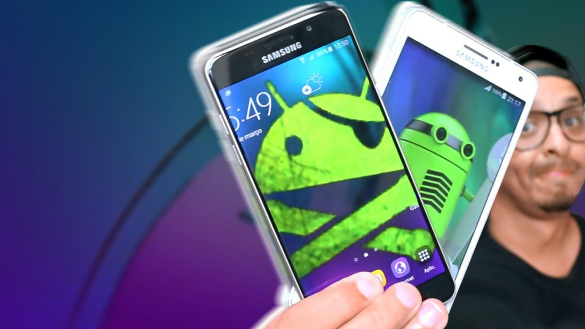 Como fazer root em todos os Samsungs Galaxy A / A9, A8, A7