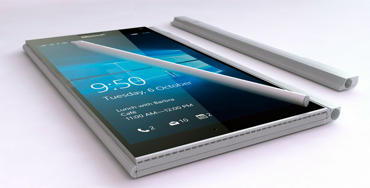 Surface Phone conceito