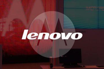 Motorola e Lenovo