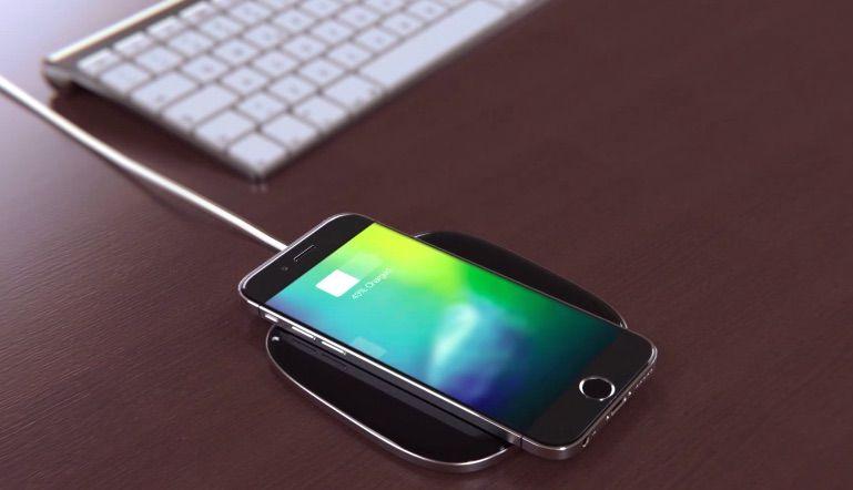 Carregamento sem fio pode estar chegando ao iPhone