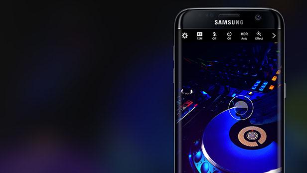 Samsung Galaxy S8 conceito