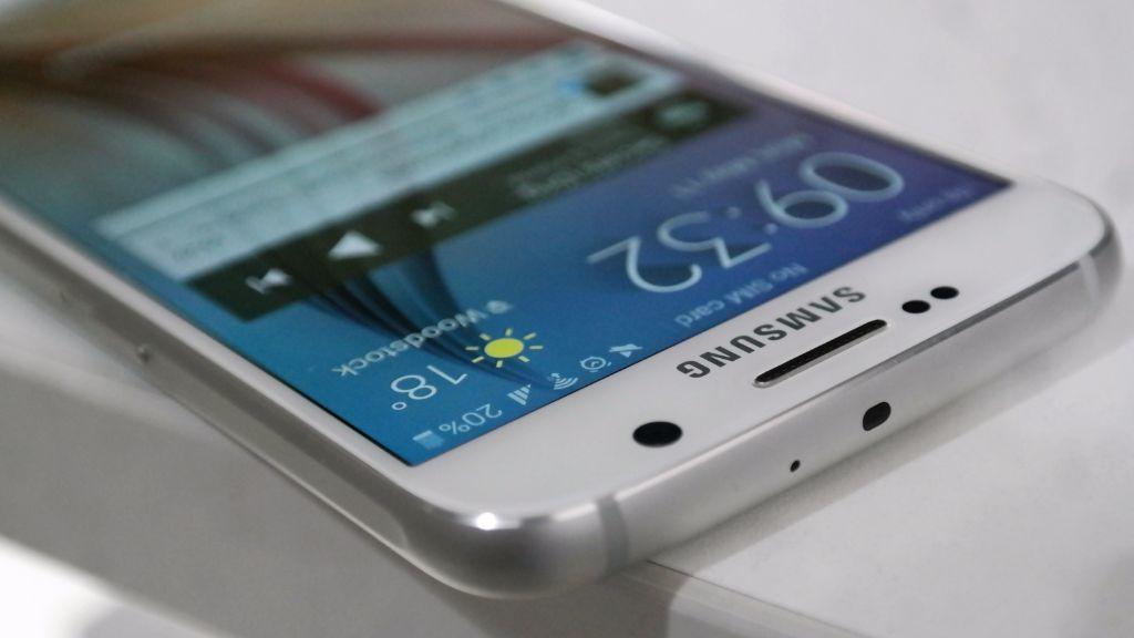 Samsung Galaxy S7 branco