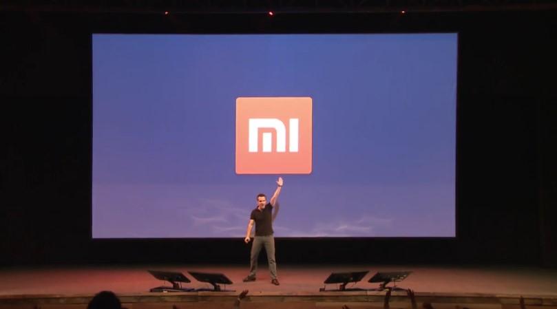 Hugo Barra no evento da Xiaomi no Brasil