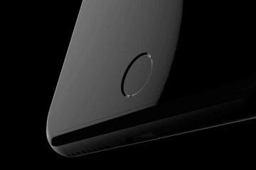 Conceito de iPhone 8