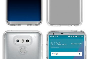 Galaxy S8 e LG G6