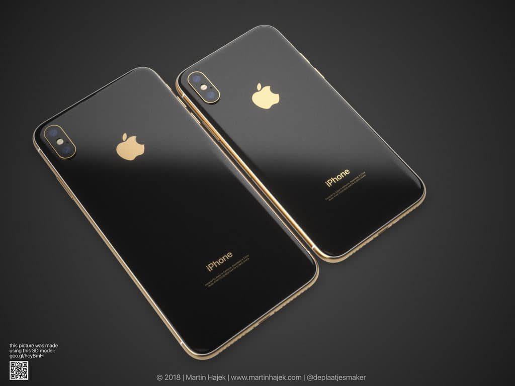 Iphone x plus chegara em setembro for Black is the new color