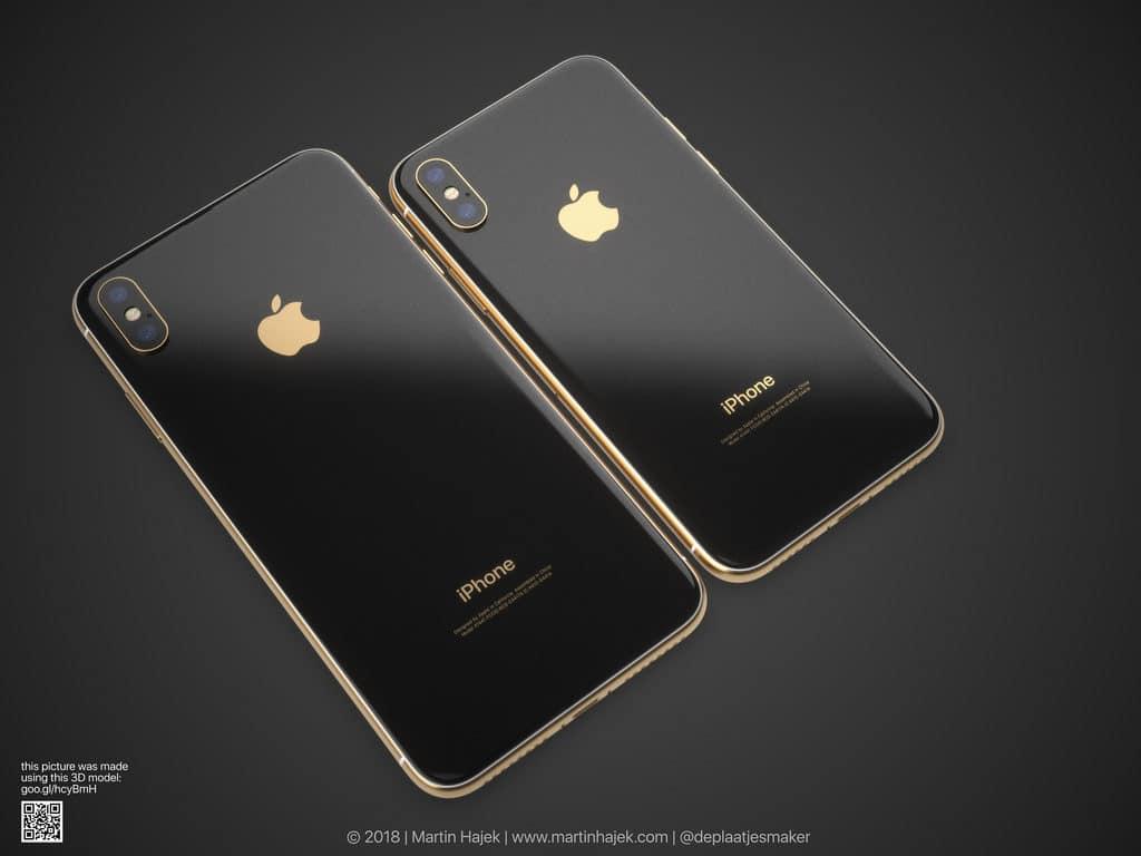 aa0167474 Este seria o Iphone X Plus com maior tamanho de tela e display que ocupa  quase toda sua frontal.