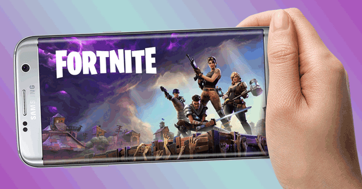 fortnite mobile download size android