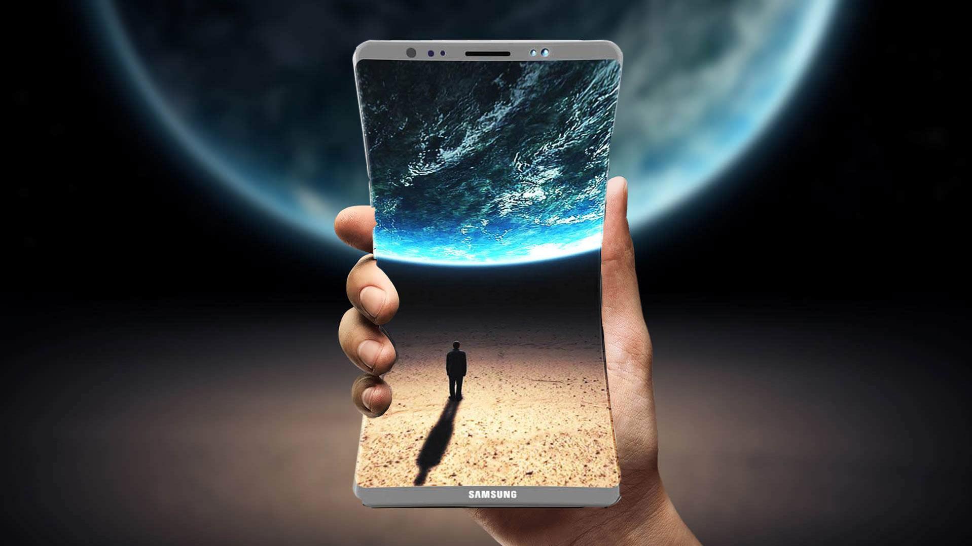 O smartphone mais estimado da Samsung será apresentado amanhã