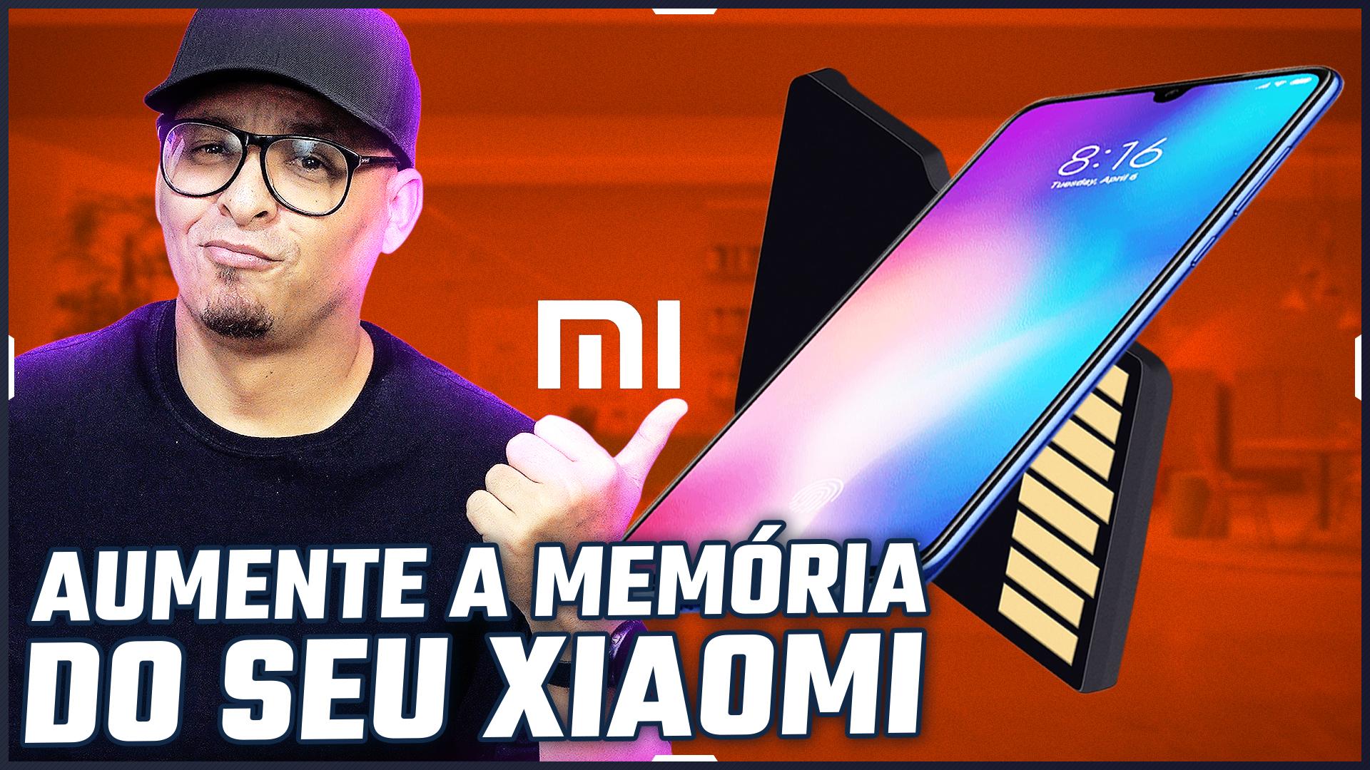 Aprenda como usar um cartão de memoria como MEMORIA INTERNA!