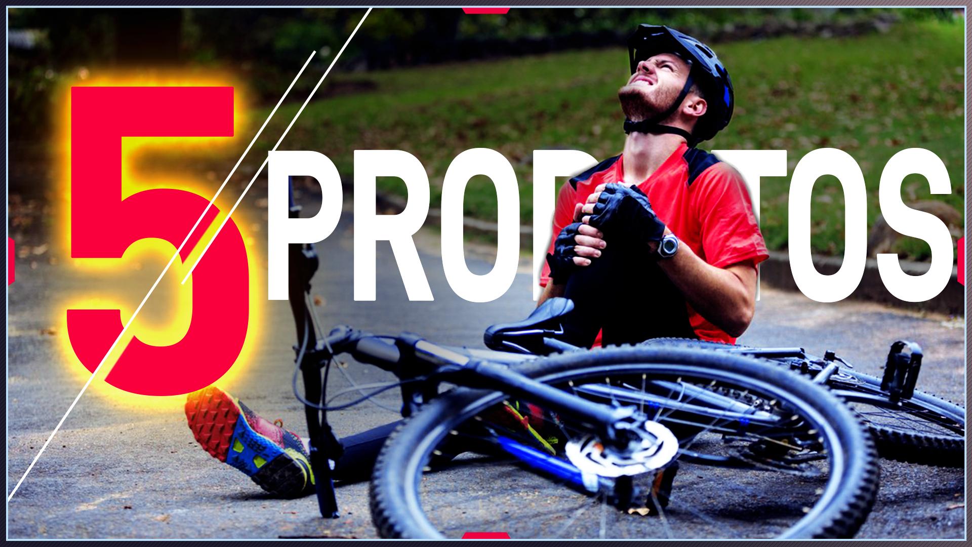 Ciclismo: 5 produtos essenciais para pedalar com segurança e conforto